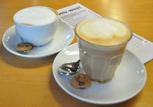 Goed kop koffie