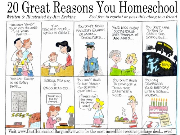reasons-you-homeschool